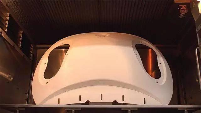 3D打印汽车零件