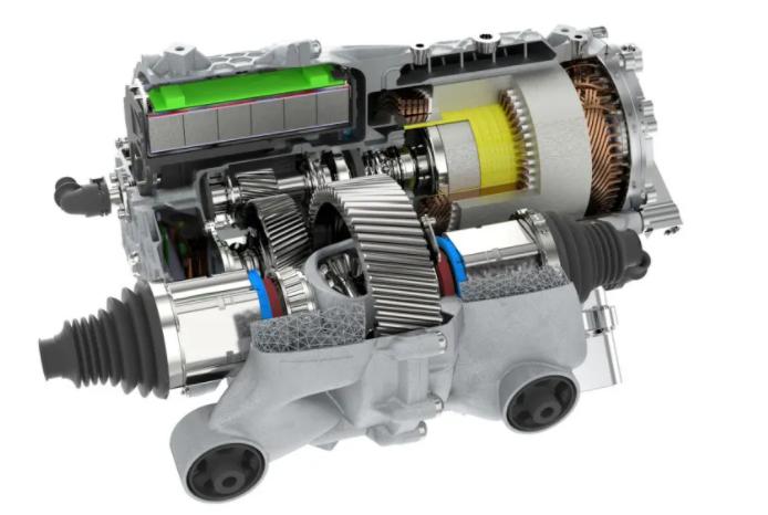 3D打印EV零件