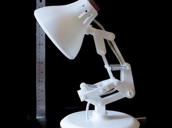 3D打印台灯