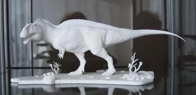 3D打印恐龙