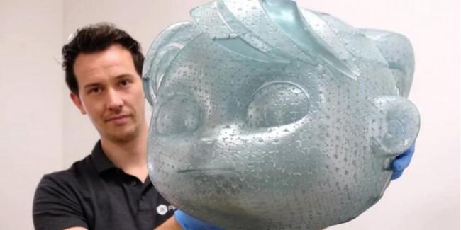 3D打印玩偶