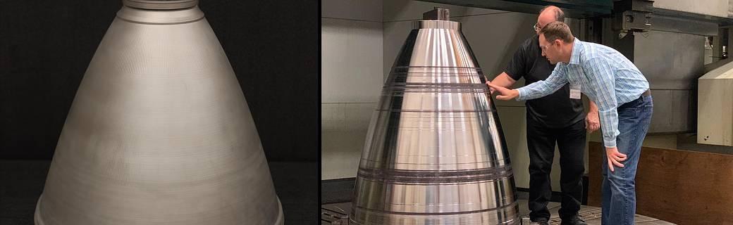 3D打印火箭发动机