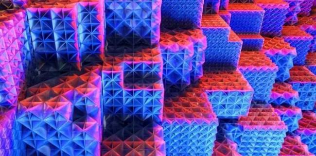 3D打印晶格结构