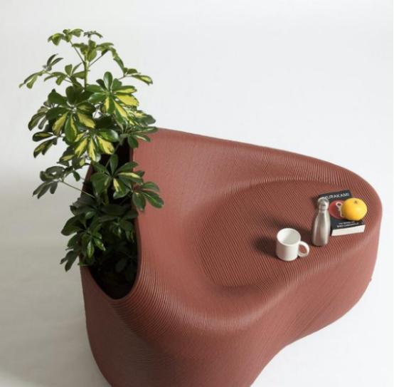 3D打印座椅