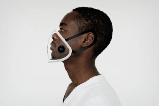 3D打印口罩