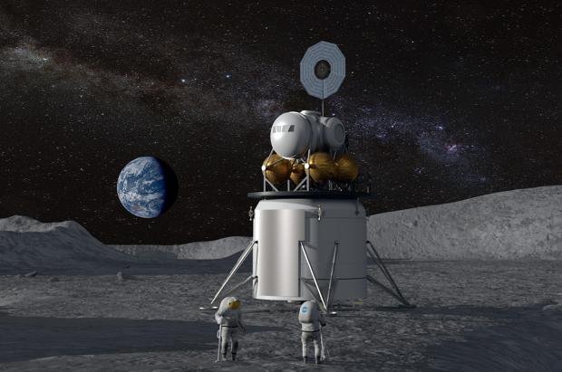 3D打印太空应用